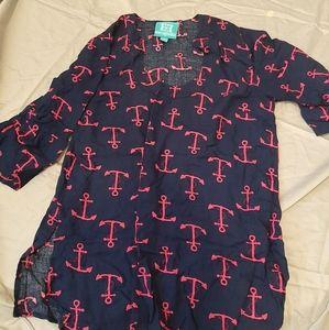Escapada anchor shirt